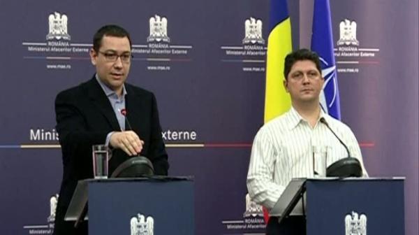 Protest anunțat în fața Ministerului de Externe