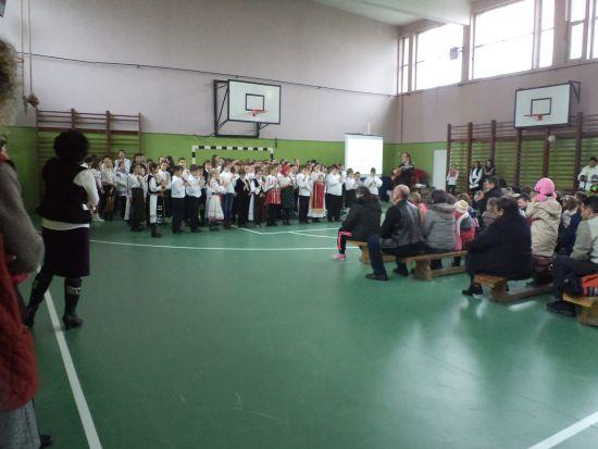 Ziua ROMÂNIEI la Şcoala Gimnazială  nr.3 Carei