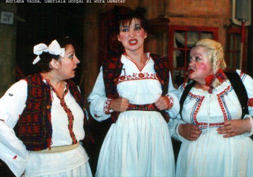 Mesajul Teatrului de Nord la moartea actriţei Gabriela Dorgai