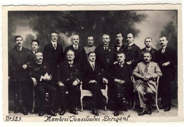 Careienii şi Marea Unire de la 1918. Participanţi