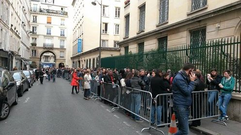 Cum și-a făcut PSD campanie la Paris (VIDEO)