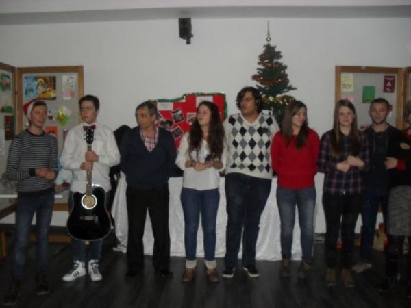 "Colegiul Tehnic ""Iuliu Maniu"" prezent la HANDMADE CHRISTMAS"
