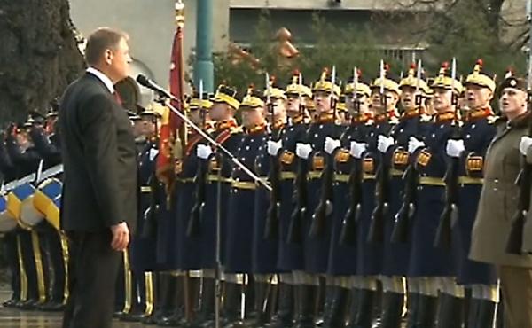 Klaus Iohannis este de azi noul preşedinte