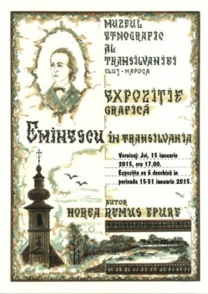 Eminescu în Transilvania