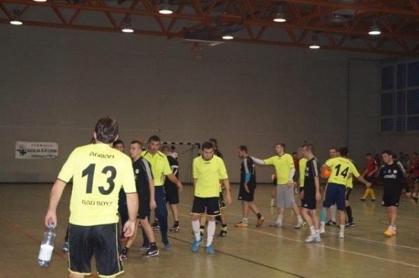 Grupele de la Cupa Futsal Carei 2016