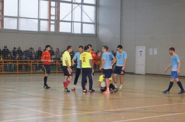 Cupa Futsal continuă. Ediţia a şaptea în week-end