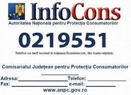 Măsuri de informare a consumatorilor