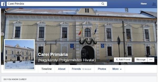 Update: Bani publici din Primăria Carei pentru…inactivitate. Stâlcirea limbii române