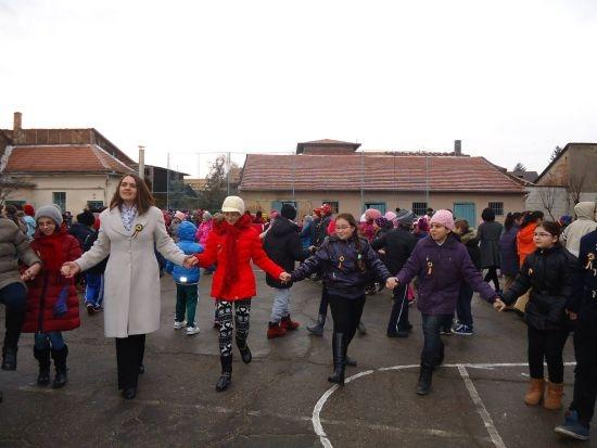 Manifestări dedicate Unirii Principatelor Române în şcolile careiene