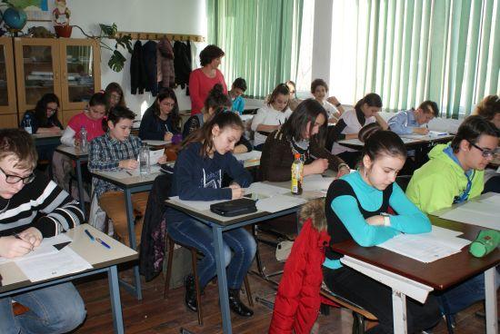 Olimpiada  de Limba şi Literatura română, etapa locală Carei 2015