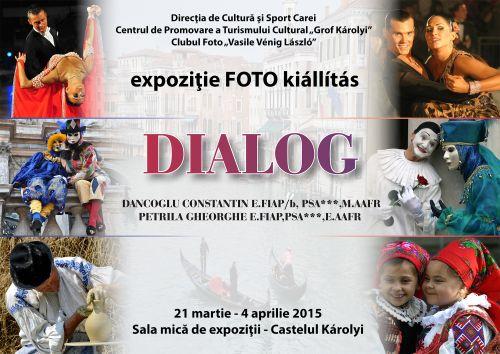 """DIALOG""  fotografic"