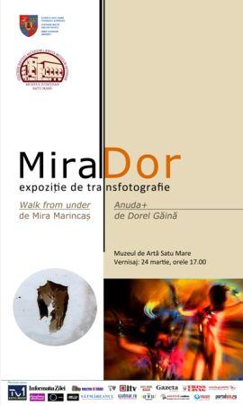 """Expoziţie de fotografie artistică ,,MiraDor"""" la Muzeul de Artă Satu Mare"""