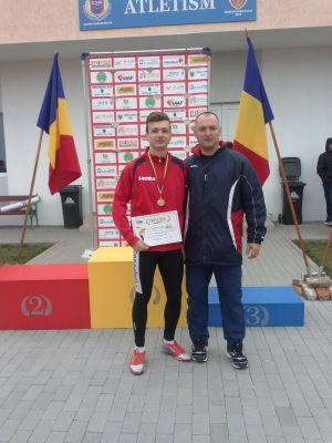 Careianul de Argint la Campionatul Naţional de Aruncări Lungi
