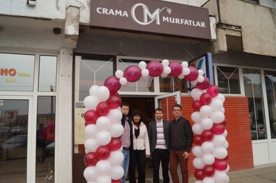 S-a deschis Crama Murfatlar în muncipiul Carei