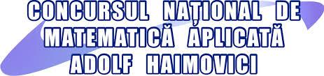"""Concursul de matematica """"Adolf Haimovici"""" 2015. Rezultate etapa judeţeană"""