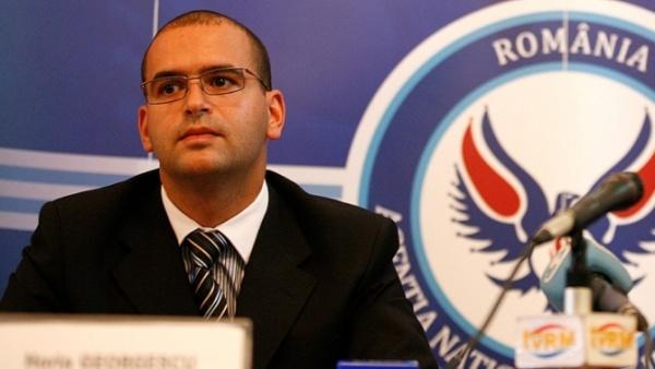 Horia Georgescu, șeful ANI, adus cu mandat la DNA