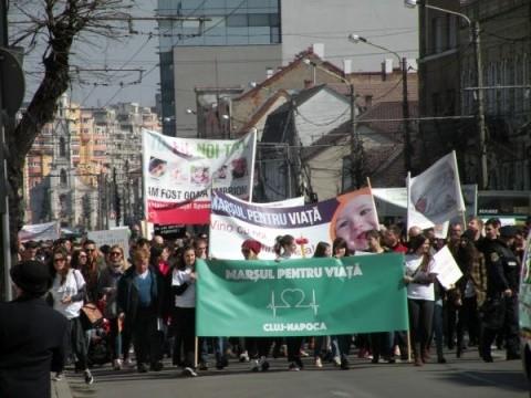 Mesajul Mitropolitului Andrei la Marșul Pentru Viață