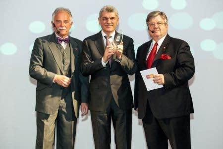STS câştigă un nou premiu european 112