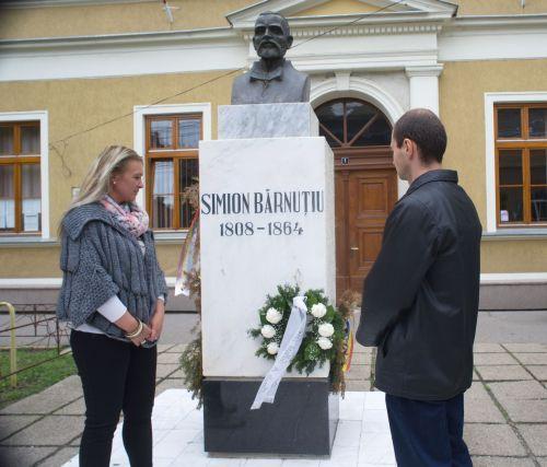 Comemorare Simion Bărnuțiu