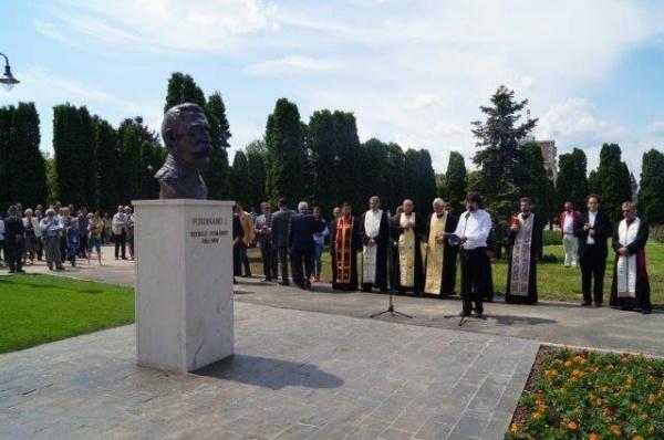 150 de ani de la nașterea regelui Ferdinand I al României (1914-1927). Bustul său este refuzat în parcurile Careiului