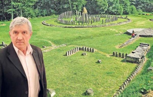 Mircea Diaconu: Sarmizegetusa a fost scanată… Ai un Acropole românesc acolo…