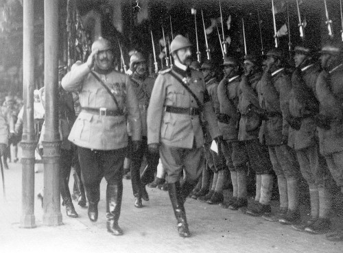 Campania Armatei Române în 1919. Intrarea în Satu Mare – 19 Aprilie