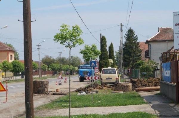 """Masterplan implementat de Apaserv ….""""Se vor plăti lucrări de canalizare pentru o stradă pe care există canalizare"""""""