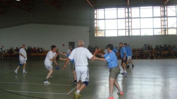 Program de perfecționare cu antrenori de la clubul de handbal Ferenvaros Budapesta, la Carei