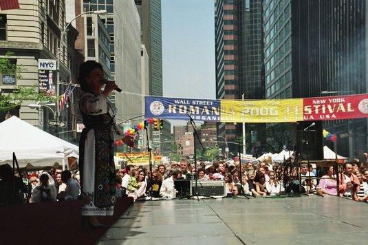 Ziua României pe Broadway