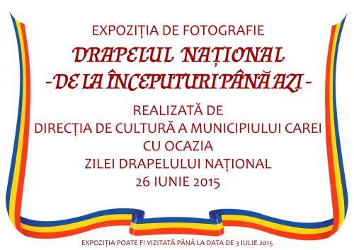 Expozitie de Ziua  Drapelului