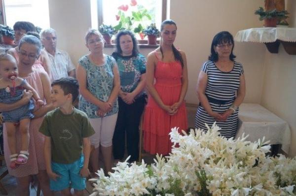 """Parohia  """"Sfântul Anton"""" din Carei  şi-a  sărbătorit hramul"""