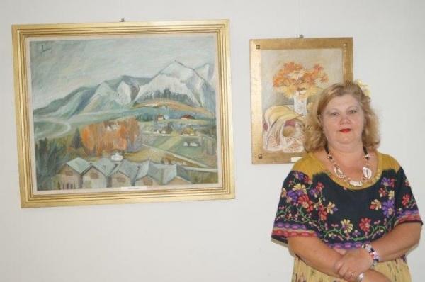 """Monica Mocianu prezintă """"Impresii artistice"""""""