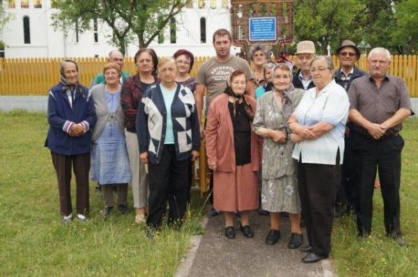 Comemorarea refugiaţilor la Ianculeşti