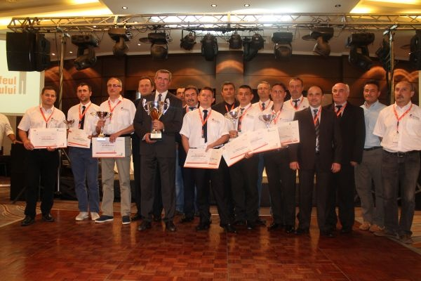 Electrica Distribuţie Transilvania Nord – câştigătoarea Trofeului Electricianului 2015