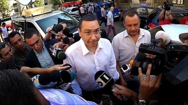 Sechestru pe averea lui Victor Ponta. Şi la Carei, primarul foloseşte gratuit,din 2012, maşina fundaţiei de promovare a turismului local