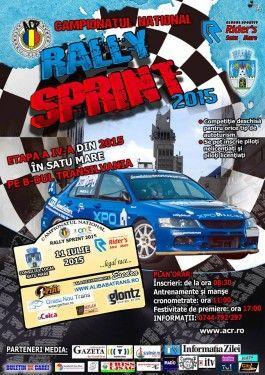 Rally Sprint 2015, etapa a IV-a la Satu Mare
