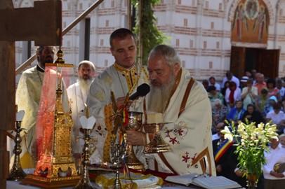 Primul unificator al celor trei ţări româneşti comemorat la Mănăstirea Mihai Vodă