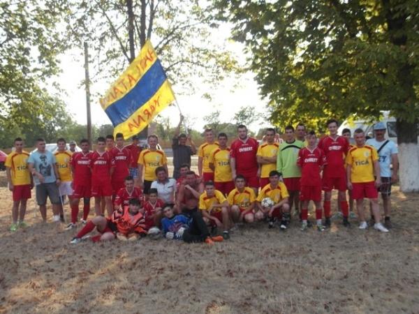 """Cupa Avram Iancu la fotbal cu ocazia Festivalului """"Zilele Iancului"""",ediţia 2015"""