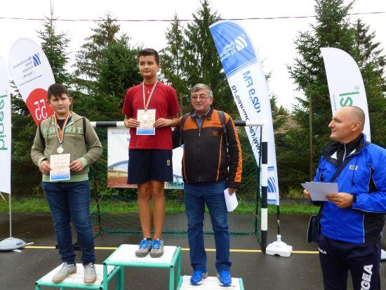 4 locuri întâi pentru careieni la etapa zonală a CN de atletism pentru copii de la Cluj