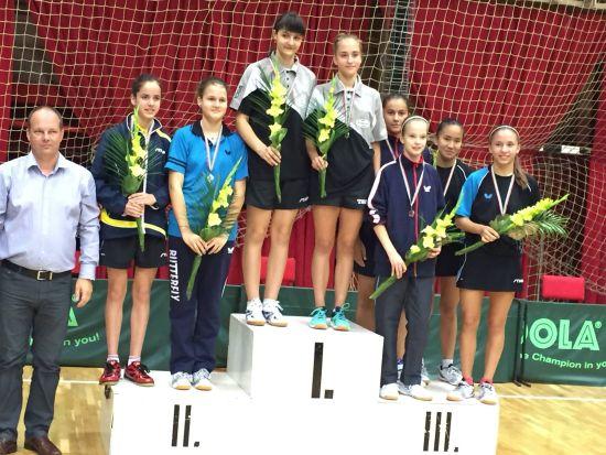 Sportive din Carei apreciate în Ungaria