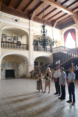 Cristina Moldovan și Talpos Elizabeta expun la Carei
