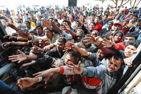 Guvernul maghiar decretează STARE DE CRIZĂ din cauza imigraţiei în masă