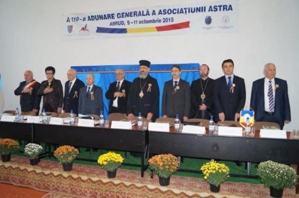 Despărţământul ASTRA Carei la cea de-a 110-a  Adunare Generală a ASTRA