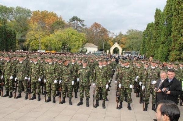 Programul Centrului Militar Judeţean Satu Mare pentru recrutarea rezerviştilor voluntari