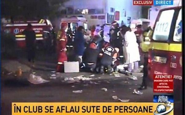 Catastrofă în București: Morți și răniți