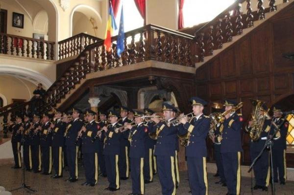 Concert de nai de Ziua Armatei la Carei