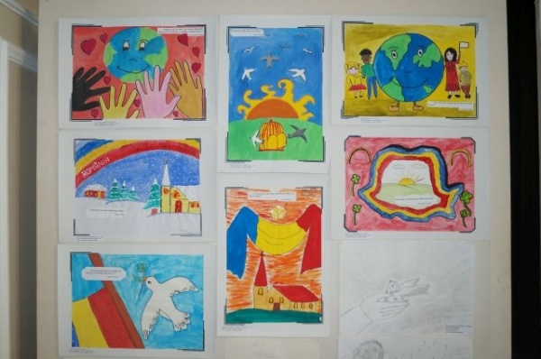 Rezultatele concursului de desene dedicate Zilei Armatei