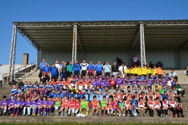 Fotbal juniori