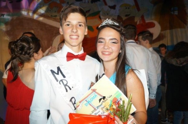 """Miss şi Mister Boboc C.T ,,Iuliu Maniu"""" 2015"""