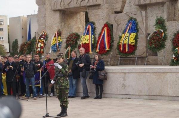 Ziua Armatei 2015 la Carei